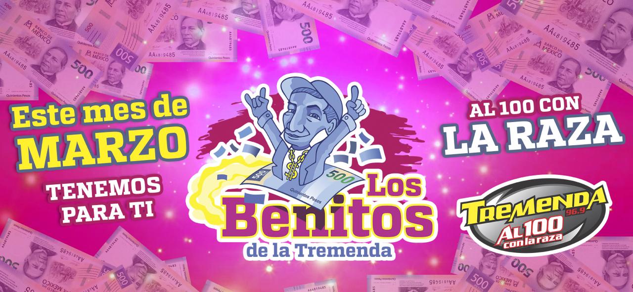 LOS BENITOS DE LA TREMENDA