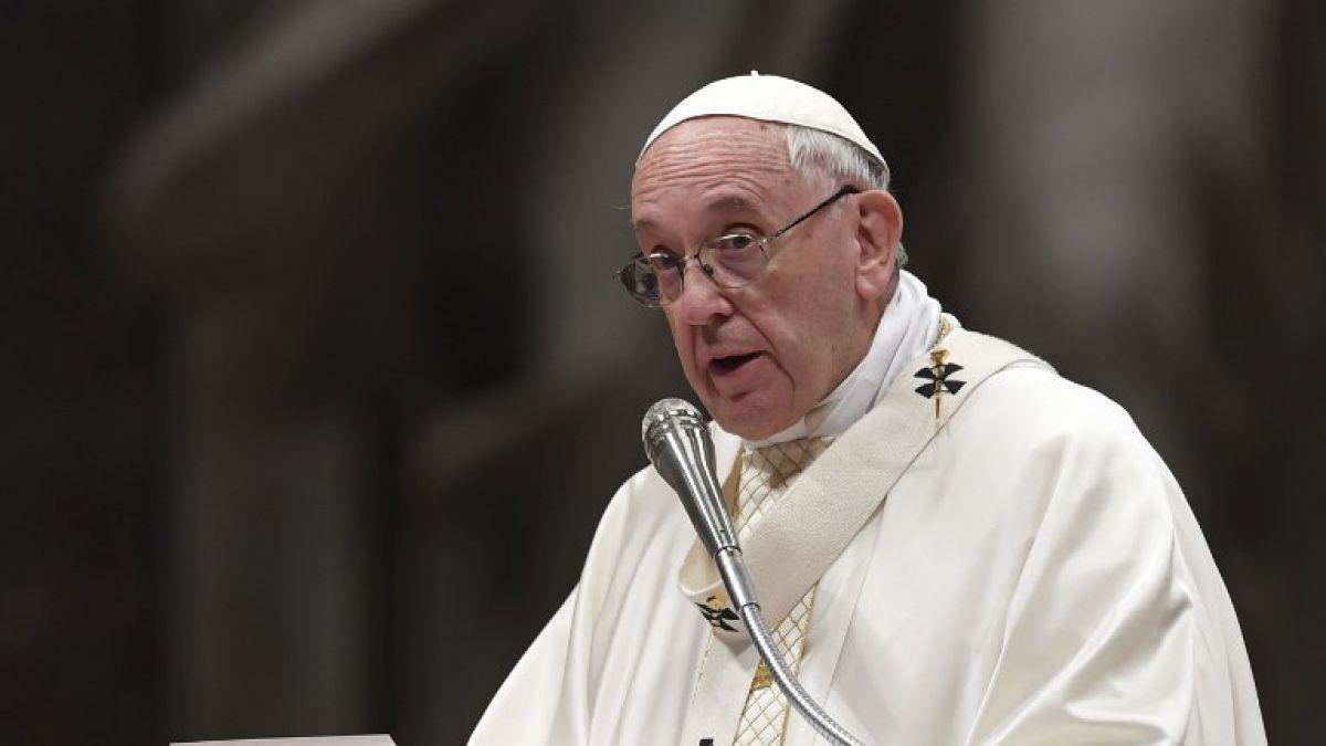 Papa Francisco lamenta las puertas cerradas a migrantes por cálculos políticos